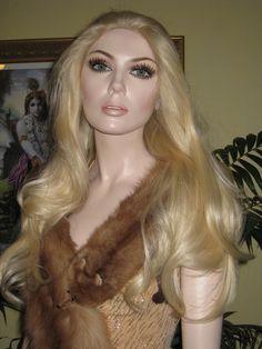 Rootstein mannequins rental  www.vintagebodies.com