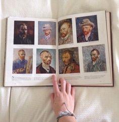 Visit for amazing Van gogh products 🌻 . Vincent Van Gogh, Bullet Journals, Art Journals, Arte Van Gogh, Art Hoe Aesthetic, Belle Photo, Art Inspo, Art History, Art Drawings