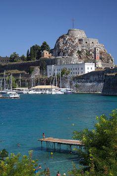 Corfou Island (Kerkyra), Greece