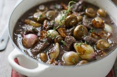 This classic beef bourguignon recipe is sure to become a family favourite. This…