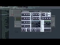 Future Bass/Flume Type Synth - Massive Tutorial - YouTube