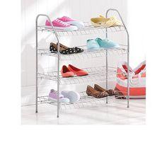 shoe rack easier storage 10tier in bunnings warehouse bedroom ideas pinterest shoe racks easy storage and shoe rack
