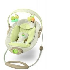 Parent Tested, Parent Approved Products - InGenuity Automatic Bouncer