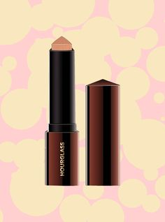 """Lazy? This Is The PERFECT Foundation For You #refinery29 http://www.refinery29.com/best-foundation-sticks#slide-8 Great for stick-foundation novices, this triangle-shaped foundation is really easy to get right. With just a couple swipes on each cheek, your entire face will be covered, just blend with warm (clean) fingers. The finish is dewy and it's available in a wide range of shades.Hourglass Vanish Seamless Finish Foundation Stick, $46, available at <a href=""""http://www.sephora.com/..."""