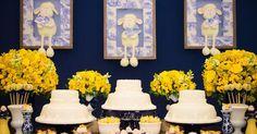 Resultado de imagem para bolo ovelha azul