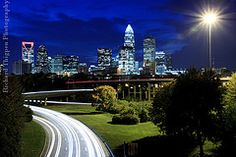 Charlotte, NC ( lived here several times - graduated from high school, went to college, got married, went to Training - all from Charlotte!!)