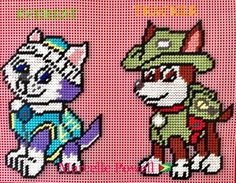 Paw Patrol (EVEREST & TRACKER) by Marcelle Powell ❤️
