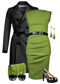 Green--love this color!!