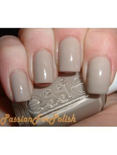 Sand Tropez (Essie Nail Polish) My go to neutral for the summer...looks great with a tan!
