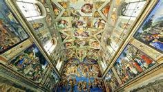 vatican sistine chapel ceiling - Yahoo Image Search Results