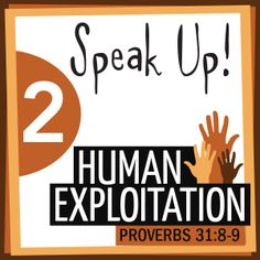 2nd Edition - This printable encourages action in the name of Jesus on behalf of those who have been affected by human exploitation. http://www.commissionstories.com/africa/resources/view/speak-up-newsletter-second-edition