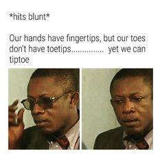 * hits blunt *