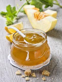 Confiture de melon d'été - Recette de cuisine Marmiton : une recette