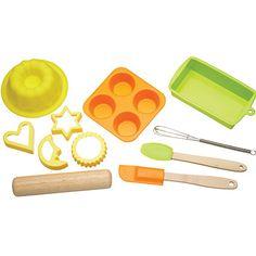 Eleven Piece Silicone Bakeware Set