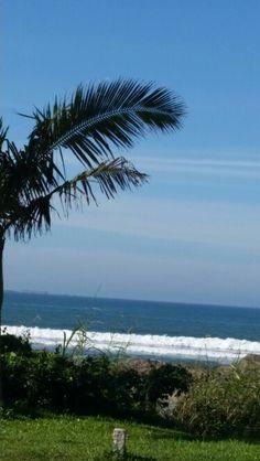 Praia de Itaguaçu em São Francisco do Sul.  Santa Catarina.  Brasil.