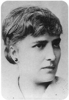 Amalie Skram. En af det moderne gennembrud mest betydningsfulde kvindelige forfattere.