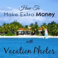 I am one of those people that takes photos of everything when I vacation. So when I discovered how to make extra money with vacation photos, I got that crazy entrepreneur-butterfly-itch that hits me time and again.