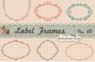 Label Frames No. 10