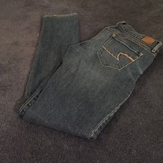 American Eagle jeans Ae jeans skinny size 8 American Eagle Outfitters Jeans Skinny