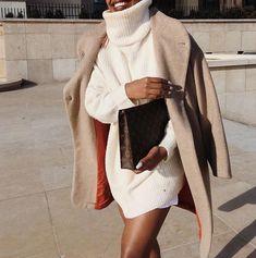 #SweaterDress