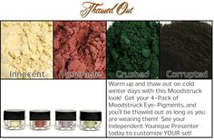 Thawed out - perfect winter shades! www.longlushlash.com #cool #winter #shades