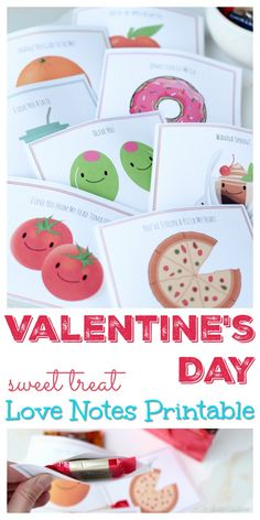 Sweet & Punny Valentines Day Cards Printable Love Notes Get ready to surprise y. - Sweet & Punny Valentines Day Cards Printable Love Notes Get ready to surprise your special someone - Valentines Day Cards Handmade, Valentines Day Words, Happy Valentines Day Card, Valentine Day Crafts, Valentines Surprise, Valentines Recipes, Holiday Crafts, Printable Cards, Printable Valentine