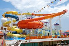 Travel Shop Girl Blog: LIVE Onboard Carnival Magic | Day 1 of Our Cruise #cruise