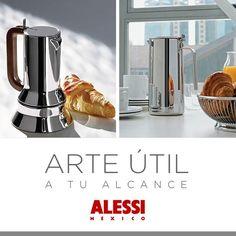 ¿Conoces nuestras #cafeteras? #arte y #utilidad para el #hogar