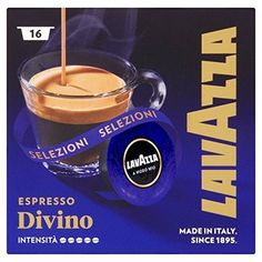 Lavazza A Modo Mio Espresso Divino 16 per pack  Pack of 6 * You can get additional details at the image link.