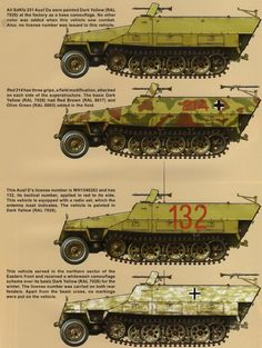 Sd.Kfz SPW Profiles by mitchtanz | Photobucket.