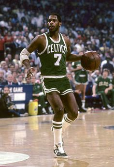 """Nate """"Tiny"""" Archibald, 13 years with the Boston Celtics and other teams."""