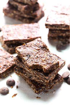 Sea Salt Dark Chocolate Bars
