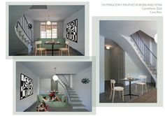 Propuesta 1 - Casa Bloc - Candelaria Zizzi