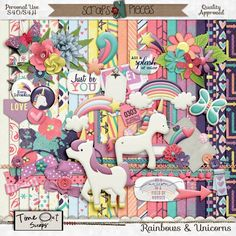 Rainbows & Unicorns - PU/S4H/S4O