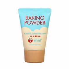 ETUDE HOUSE Baking Powder BB Deep Cleansing Foam 30ml [Sample] (Weight : 42g)