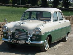 Classic Cars for Sale. Classic Cars For Hire. Ford Zodiac MK 1 ...