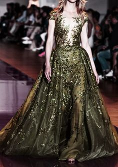 Zuhair Murad Haute Couture Fall/Winter 2016-17.