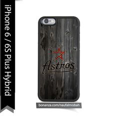 Houston Astros Custom iPhone 6/6s PLUS HYBRID Case Cover - Cases, Covers & Skins