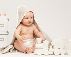 Wrap your baby up in one of Cuddle Smart's Antimicrobial infant towels after a nice soothing bath. Your baby will love the rich softness of this towel. It is like no other! The silver yarn knitted into our towels kills odor-causing bacteria, mold, mildew and fungi. $49.99