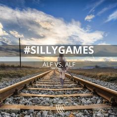 Stream Silly Games by AlfVsAlf (Official) from desktop or your mobile device Silly Games, Railroad Tracks, Train Tracks