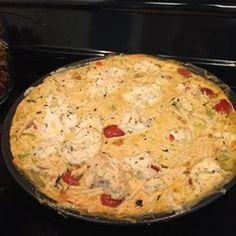 Quiche with Kale, Tomato, and Leek - Allrecipes.com