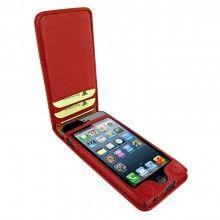 Capa iPhone 5 Piel Frama Magnetic - Vermelho  69,99 €