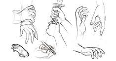 Anatomia Humana: Como Desenhar Mãos