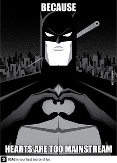 I heart Gotham & Batman