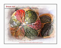 Chef Tess Bakeresse: The Bread Art Book Launch Party! This week!