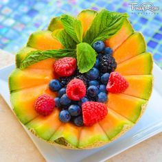 Cantaloupe, Blackberries, Blueberries & Raspberries  (236×236)