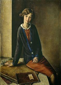 Meredith Frampton (1894-1984) British