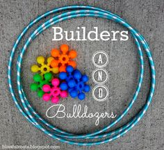 Builders & Bulldozers ~ A Fun Outdoors Game for the Family! (she: Brooke) - Or so she says...