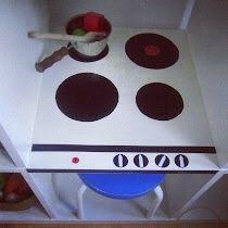 Детская кухня своими руками (Мастер-класс, трафик) / Для детей / ВТОРАЯ УЛИЦА