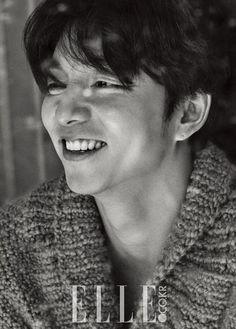 Gong Yoo - that smile